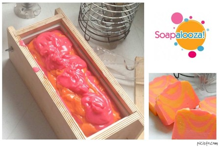 1 Day Mini Soap Making Workshop