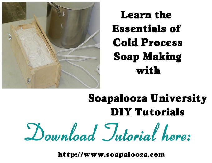 Essentials of Cold Process Soap Making