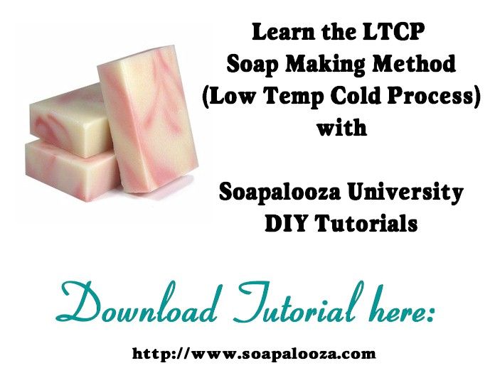 Low Temp Soap Making Technique