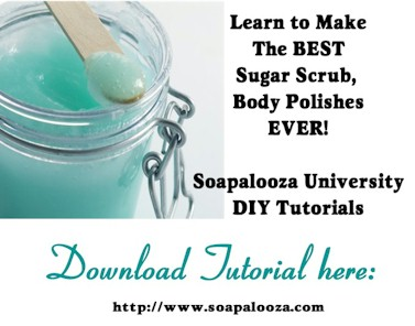 Making Emulsified & Anhydrous Sugar Scrubs