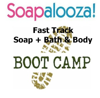 5 Day Soap + Bath & Body - Fast Track Camp