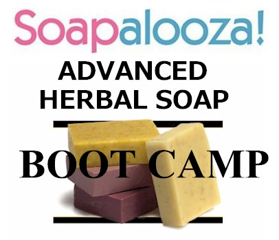2 Day Intensive Herbal Soap Camp