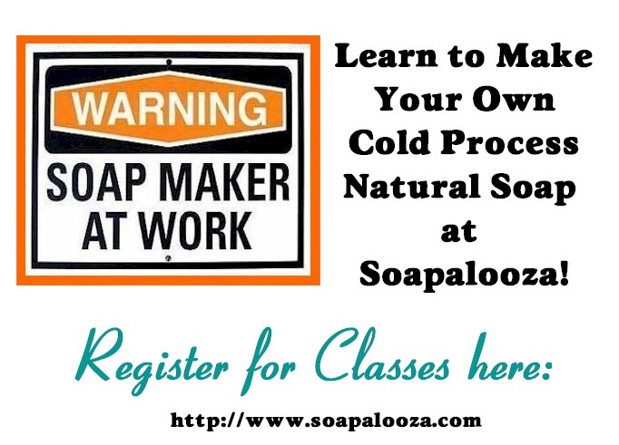 Cold Process Goat Milk Soapmaking