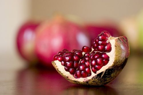 Passionate Pomegranate